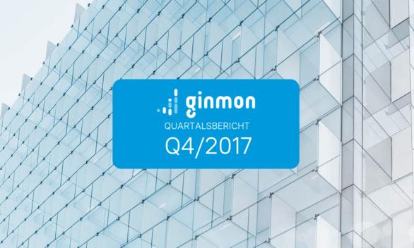 Quartalsbericht Q4/2017: So schlugen sich die Ginmon Portfolios im vergangenen Jahr