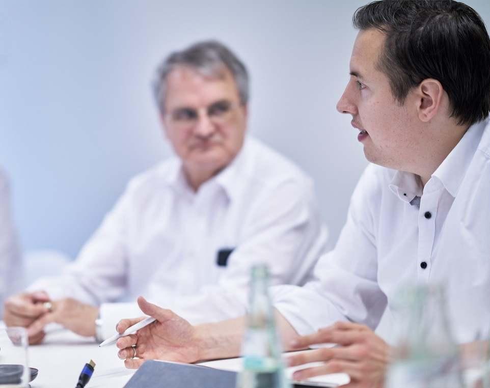 Auszeichnung von Frankfurt Forward zum Startup des Monats