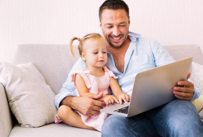 Sparen für Kinder- früh lohnt sich!