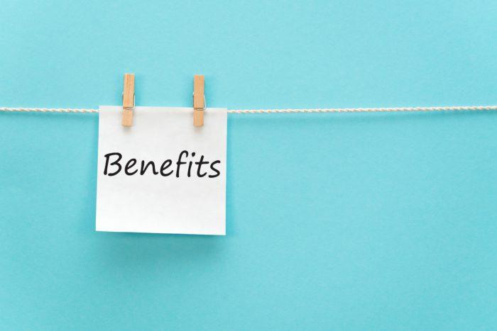 Benefits für Mitarbeiter eine ausgeglichene Belegschaft